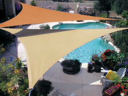 Swimming Pool Shade Sails Vacaville, CA